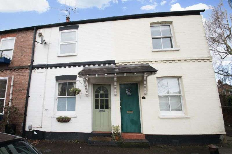 2 Bedrooms Terraced House for sale in Arthur Road, St. Albans