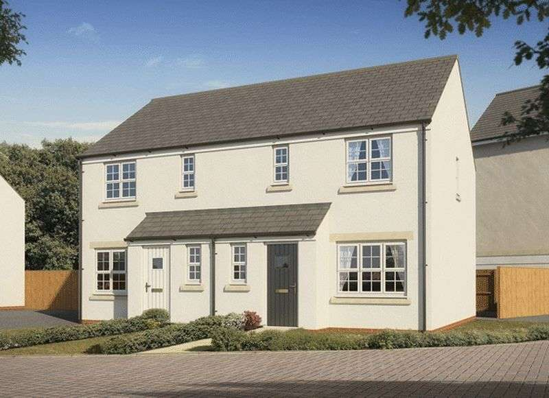 3 Bedrooms Semi Detached House for sale in Hill Barton Vale, Exeter