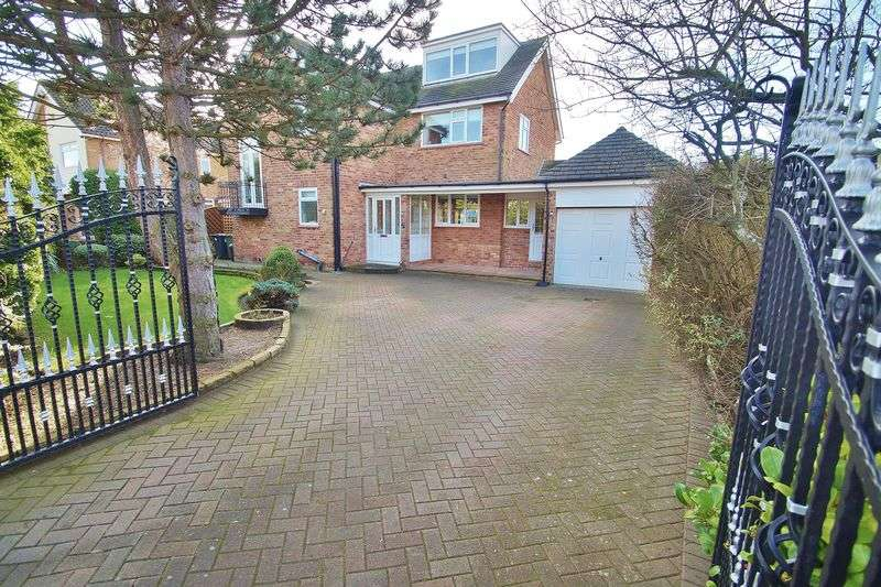 6 Bedrooms Detached House for sale in Sherringham Road, Southport