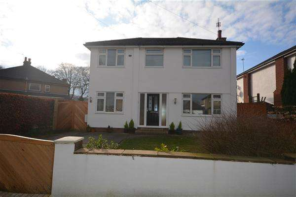 4 Bedrooms Detached House for sale in Speedwell Drive, Heswall