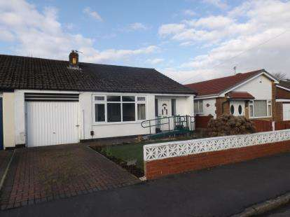 3 Bedrooms Bungalow for sale in Cranham Avenue, Lowton, Warrington, Greater Manchester