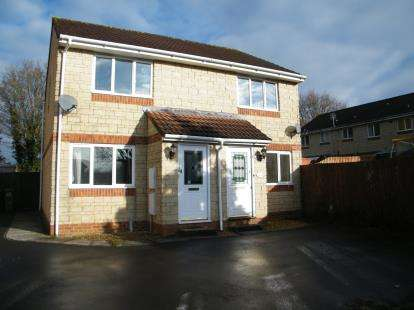 2 Bedrooms Semi Detached House for sale in Lark Rise, Yate, Bristol