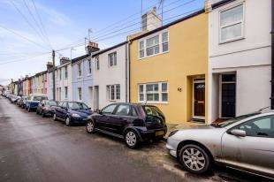 2 Bedrooms Terraced House for sale in Ewart Street, Brighton, East Sussex, 68 Ewart Street