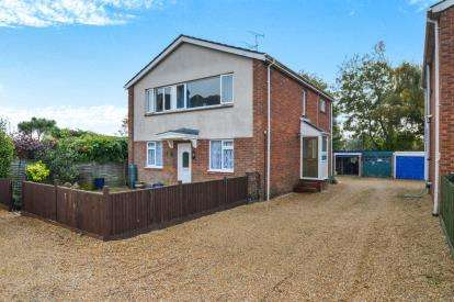 2 Bedrooms Maisonette Flat for sale in Hedge End, Southampton, Hampshire