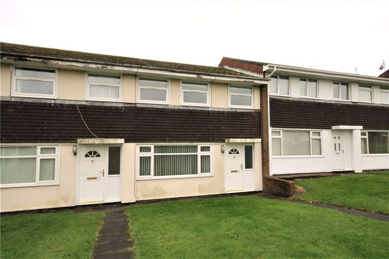 3 Bedrooms Terraced House for sale in Gairloch Drive, Perkinsville, Chester le Street, DH2