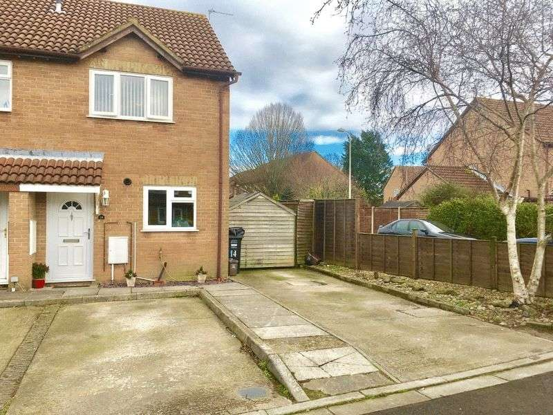 2 Bedrooms House for sale in Gill Mews, Worle, Weston-super-Mare