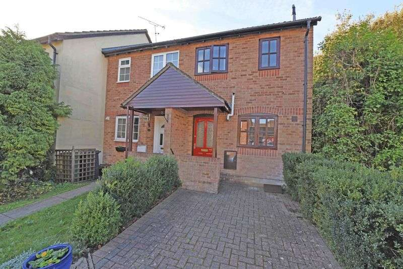 2 Bedrooms House for sale in Gander Drive, Basingstoke