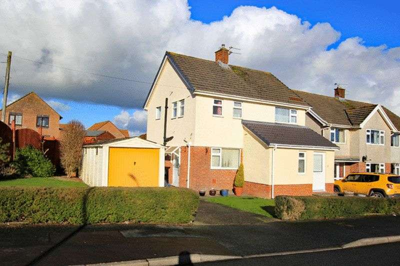 3 Bedrooms Detached House for sale in HEOL DRINDOD, JOHNSTOWN