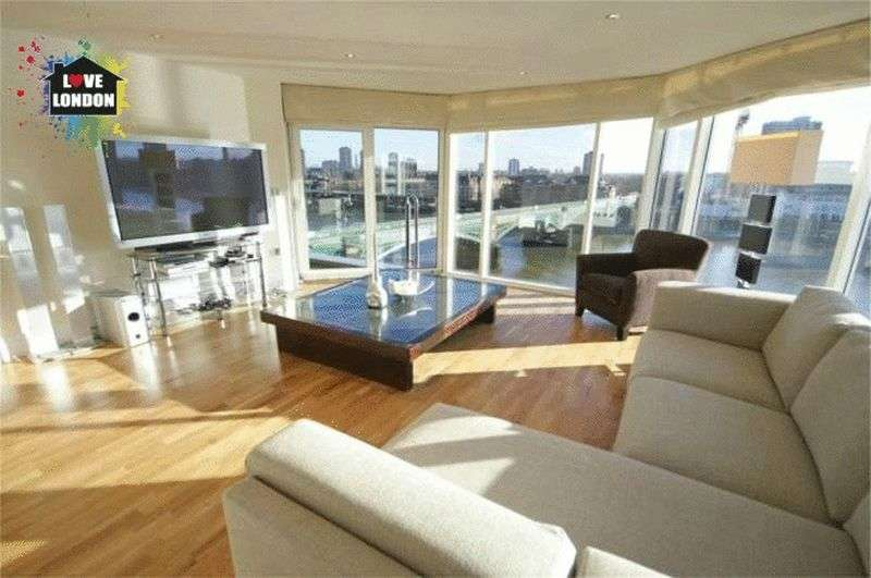 3 Bedrooms Flat for sale in The Boulevard Imperial Wharf, London