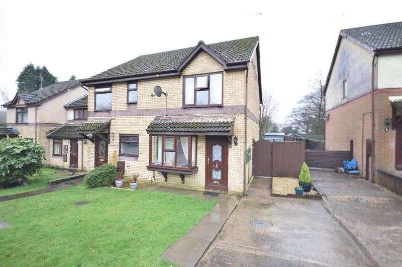 2 Bedrooms House for sale in Rowans Lane, Bridgend