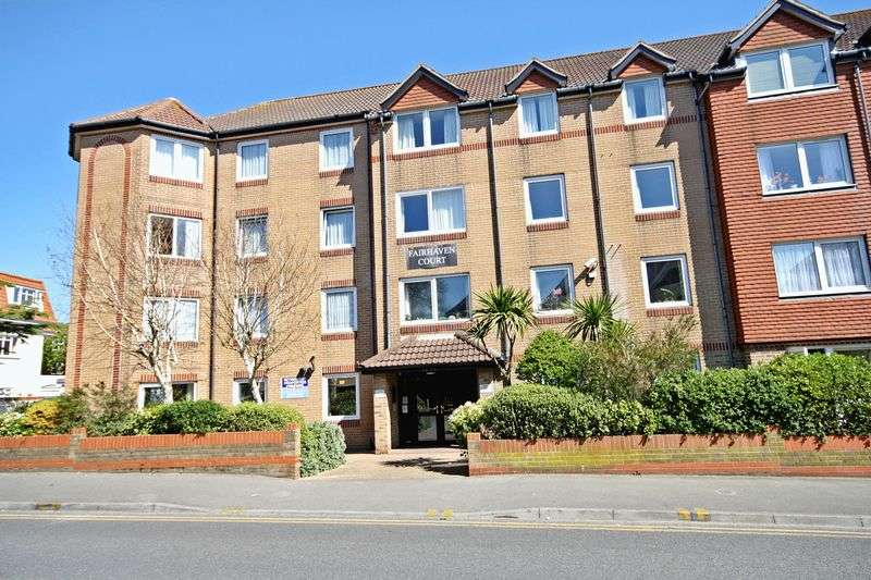 2 Bedrooms Retirement Property for sale in Fairhaven Court, Bournemouth, BH5 1DG