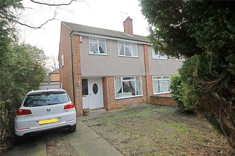 3 Bedrooms Semi Detached House for sale in Albatross Way, Darlington, County Durham, DL1
