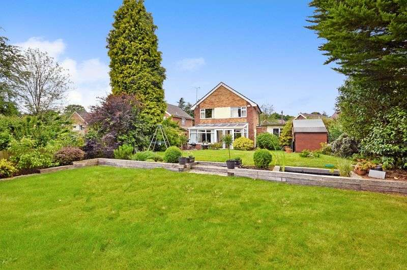 4 Bedrooms Detached House for sale in Glenville Gardens, Hindhead