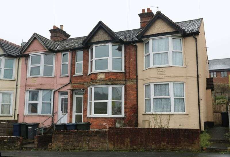 3 Bedrooms Terraced House for sale in Dashwood Avenue, High Wycombe