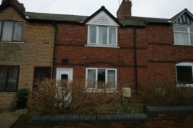 3 Bedrooms Terraced House for sale in Mary Street, Langwith