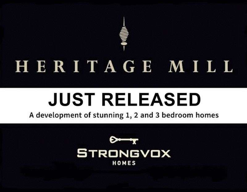 3 Bedrooms Semi Detached House for sale in Heritage Mill, Wellington