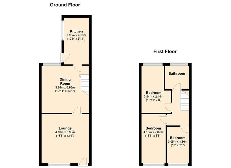 3 Bedrooms Semi Detached House for sale in Lower Sherriff Street, Rochdale