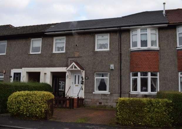 2 Bedrooms Flat for sale in 107 Muirdrum Avenue, Cardonald, G52