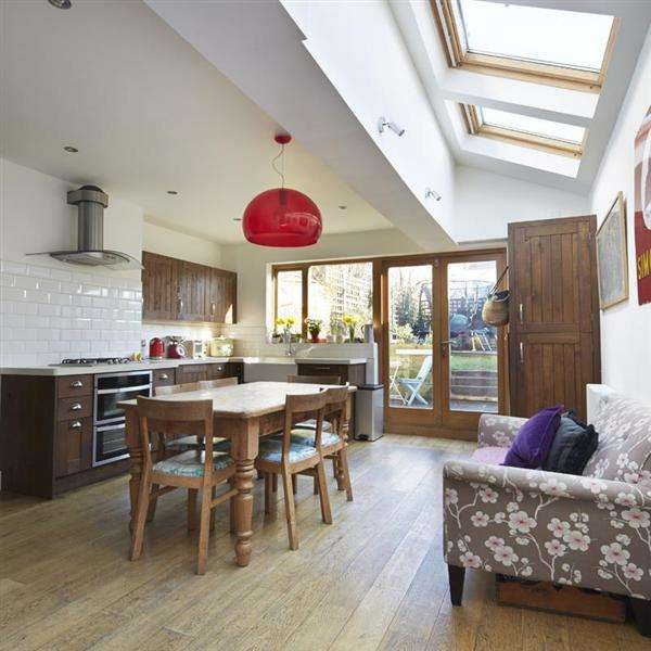 4 Bedrooms House for sale in Waldegrave Road, Brighton