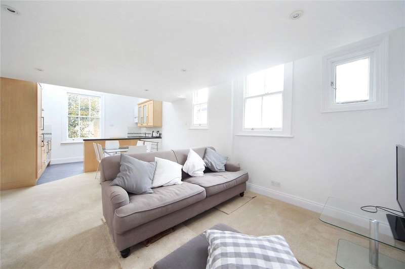 3 Bedrooms Flat for sale in Rudloe Road, Clapham South, London, SW12