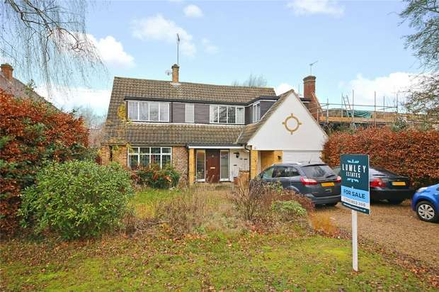 4 Bedrooms Detached House for sale in The Ridgeway, Radlett, Hertfordshire