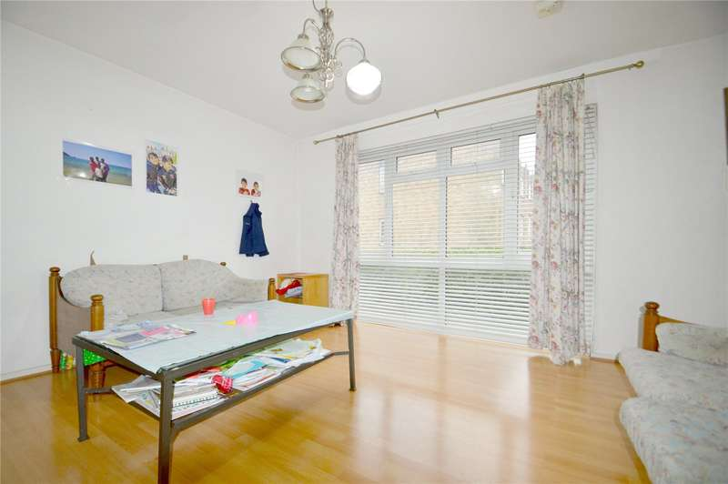 2 Bedrooms Maisonette Flat for sale in Leyburn Gardens, Croydon