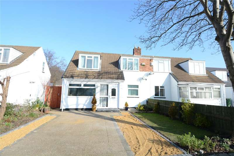 3 Bedrooms Semi Detached House for sale in Upton Park Drive, Upton, Wirral