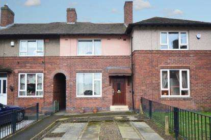 2 Bedrooms Town House for sale in Deerlands Mount, Sheffield, South Yorkshire