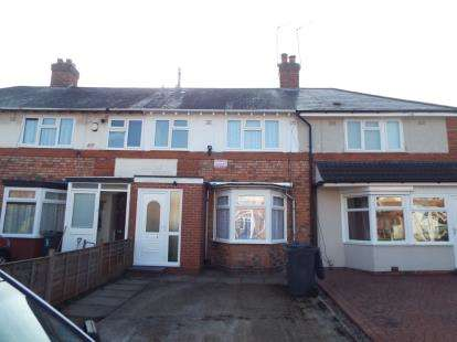 2 Bedrooms Terraced House for sale in Central Grove, Birmingham, West Midlands