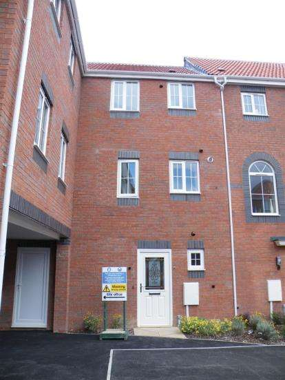 2 Bedrooms Terraced House for sale in Gresham Close, Sutton In Ashfield, Nottingham, Nottinghamshire