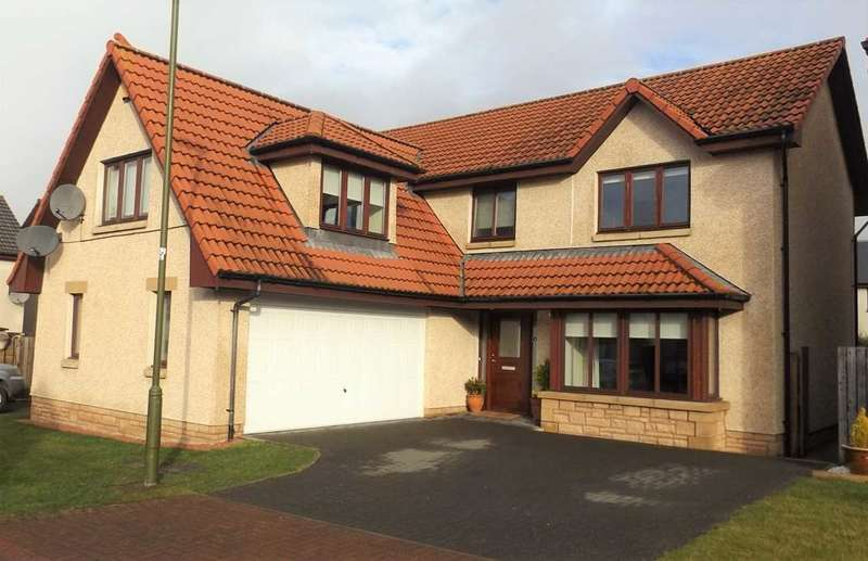 5 Bedrooms Detached House for sale in FORTHVIEW LOAN, DALKEITH