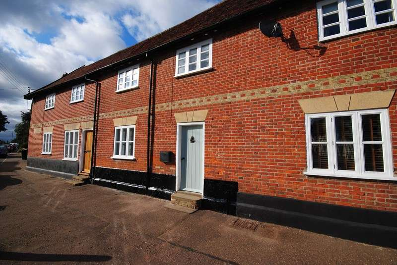 2 Bedrooms Cottage House for sale in Diss Road, Scole, Diss