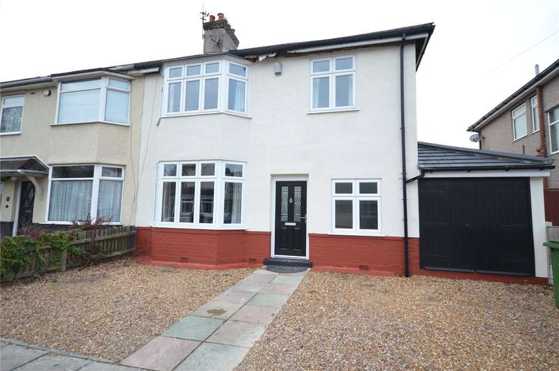 4 Bedrooms Semi Detached House for sale in Eldred Road, Childwall, Liverpool, L16