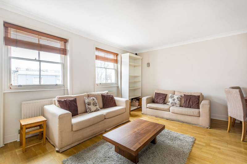 1 Bedroom Maisonette Flat for sale in Monmouth Rd, Notting Hill, W2