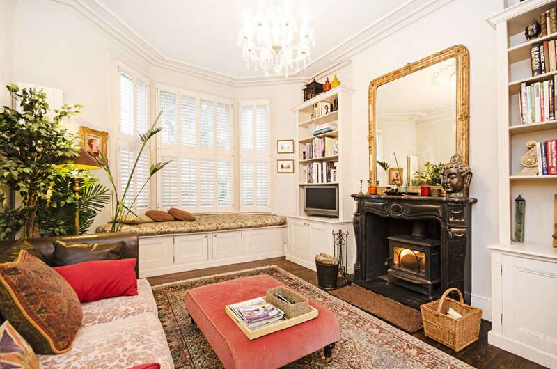 4 Bedrooms House for sale in Harvist Road, Queen's Park, NW6