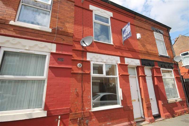 2 Bedrooms Terraced House for sale in Spring Street, Manchester