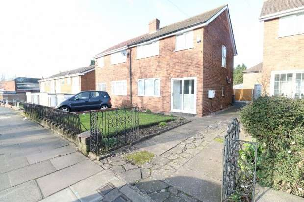 3 Bedrooms Semi Detached House for sale in Oxhill Road, Handsworth, B21