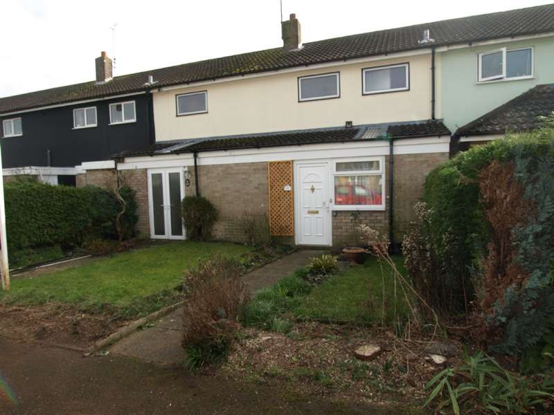 4 Bedrooms Terraced House for sale in Cherry Road, Newport Pagnell, Buckinghamshire