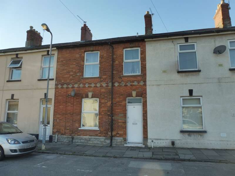 2 Bedrooms Terraced House for sale in Croft Street, Cardiff