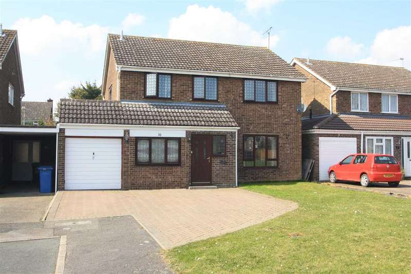 4 Bedrooms Detached House for sale in Long Perry, Capel St Mary