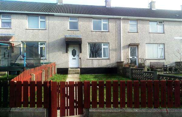3 Bedrooms Terraced House for sale in 58 Loughview Drive