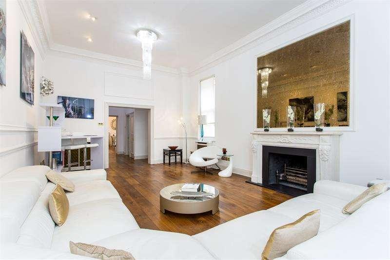 2 Bedrooms Flat for sale in Sloane Gardens, London, SW1W