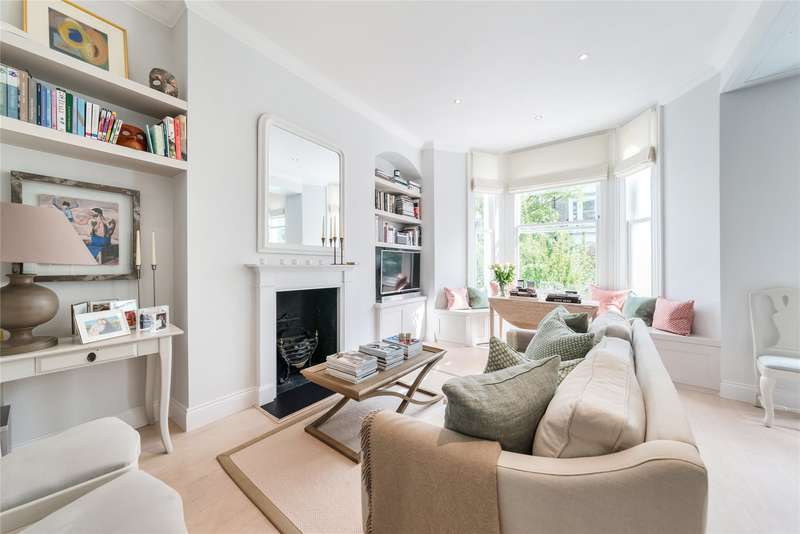 2 Bedrooms Flat for sale in Redcliffe Street, London, SW10