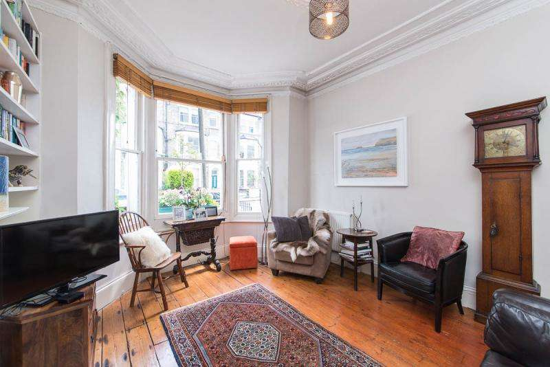 3 Bedrooms Flat for sale in Percy Road, Askew Village, Shepherds Bush, London, W12