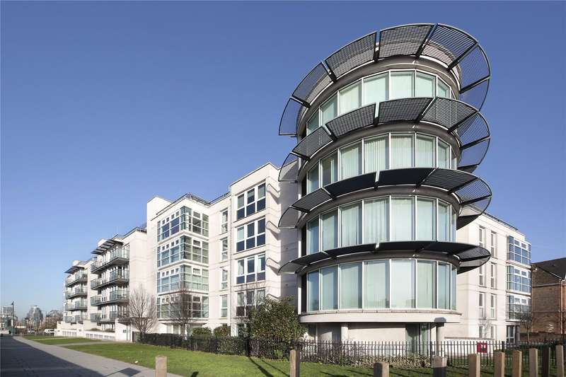 1 Bedroom Flat for sale in Phoenix Way, Wandsworth, London, SW18