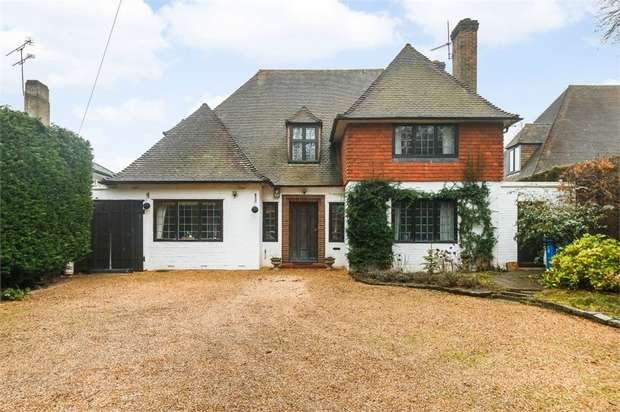 4 Bedrooms Detached House for sale in London Road, Sunningdale, Ascot, Berkshire
