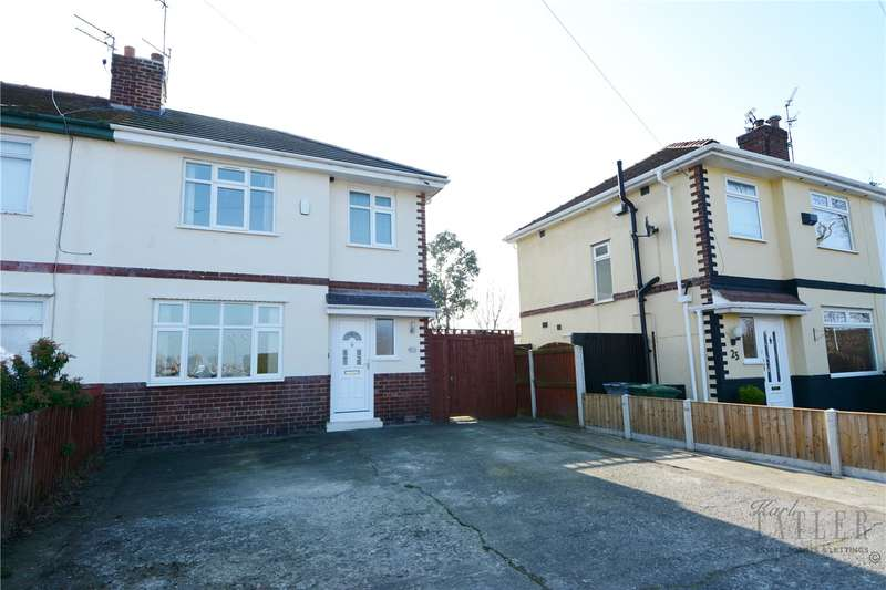 3 Bedrooms Semi Detached House for sale in Inglewood Avenue, Moreton, Wirral