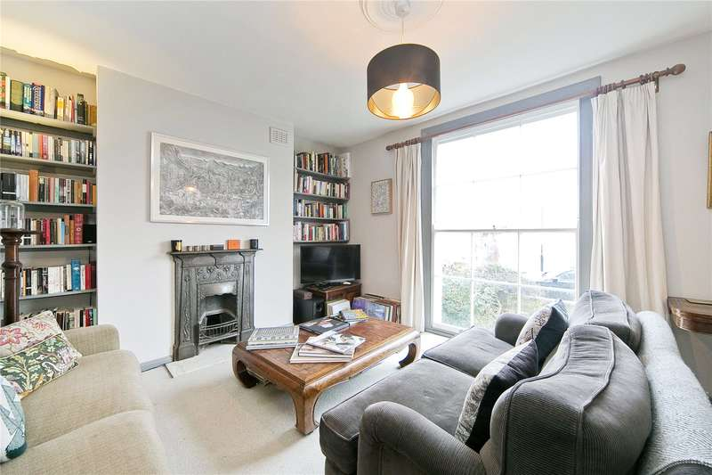 1 Bedroom Flat for sale in Mortimer Road, Canonbury, N1