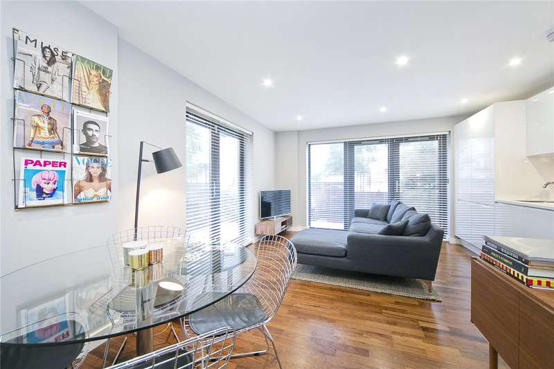 1 Bedroom Flat for sale in Richmond Road, Hackney, E8