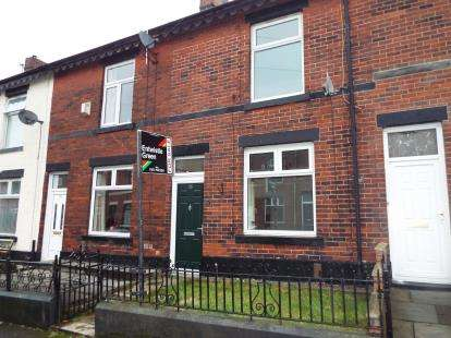2 Bedrooms Terraced House for sale in Suthers Street, Radcliffe, Manchester, Greater Manchester, M26